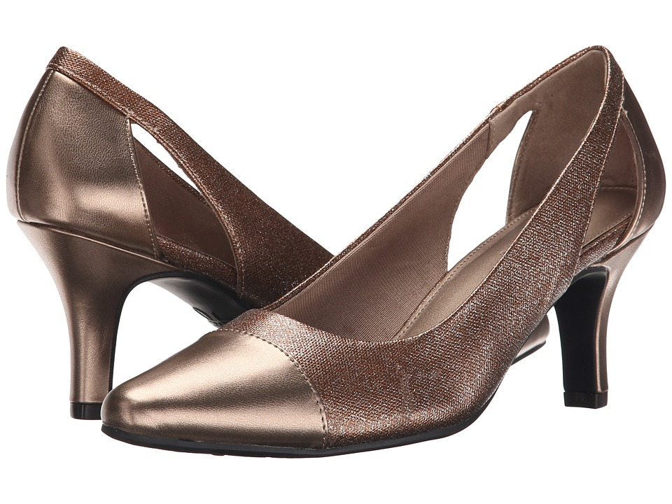 LifeStride - Kimmy (Champagne) Women's Shoes