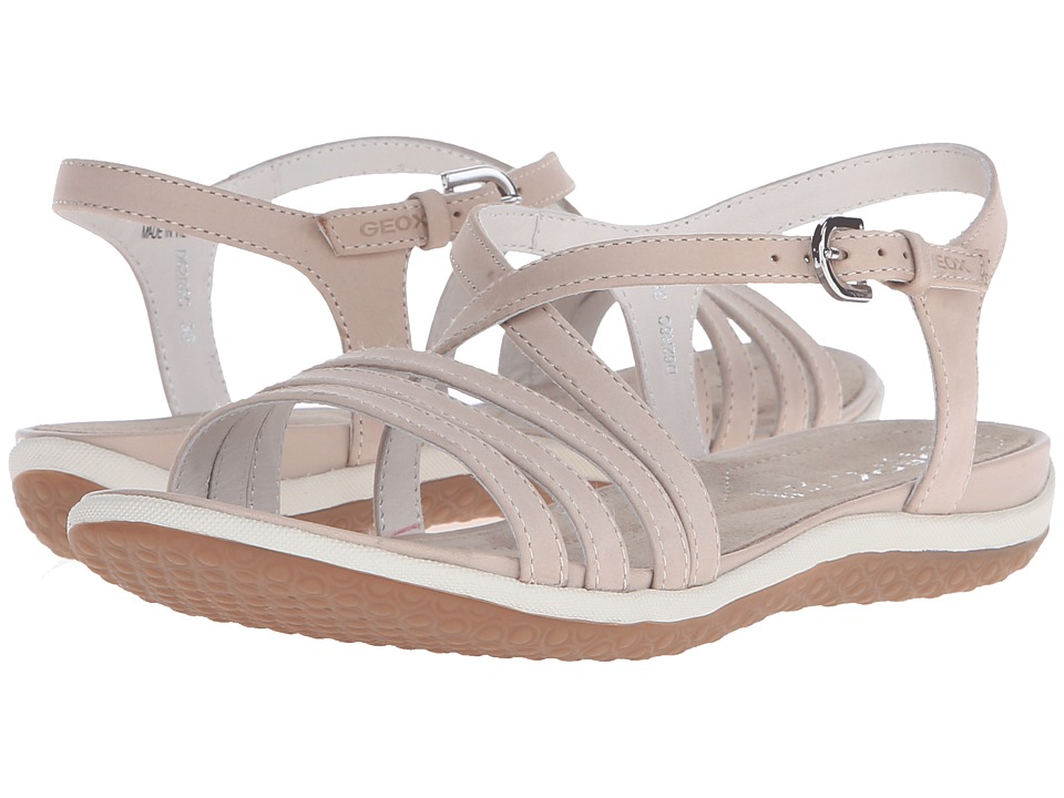 Geox - WSANDALVEGA5 (Light Taupe) Women