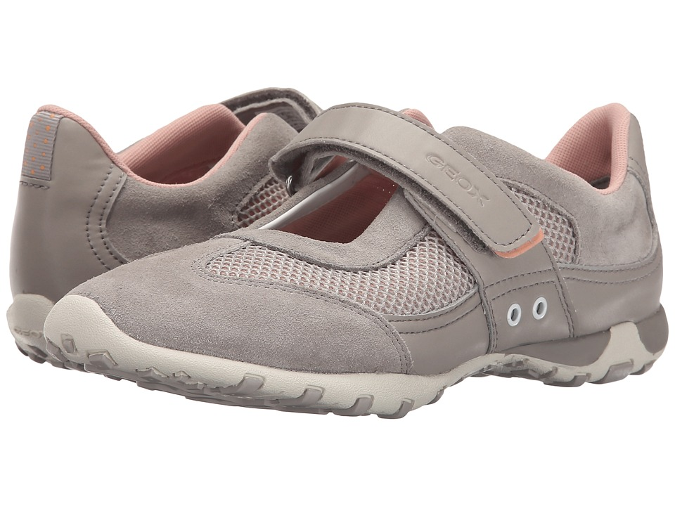 Geox WFRECCIA25 (Light Grey) Women