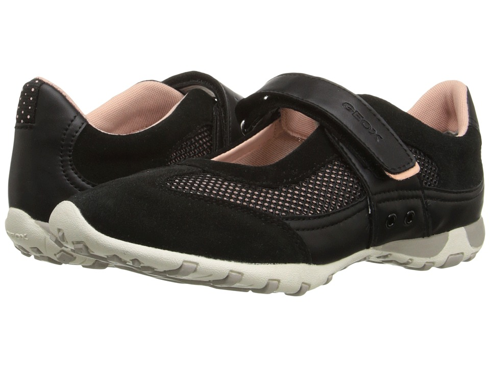 Geox - WFRECCIA25 (Black) Women's Shoes