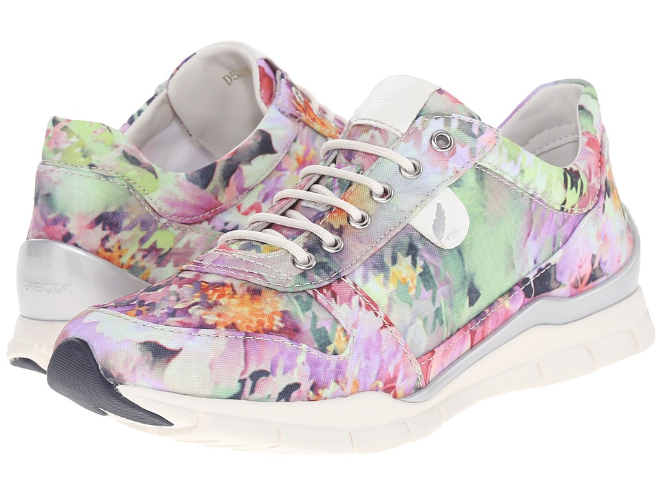 Geox - WSUKIE10 (Multicolor) Women's Shoes
