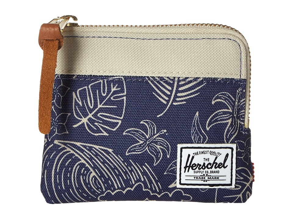 Herschel Supply Co. - Johnny (Kingston/Natural) Coin Purse