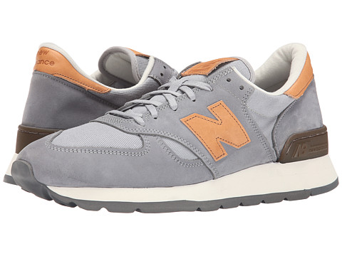 New Balance - M990DSC (Steel/Micro Chip) Men's Shoes