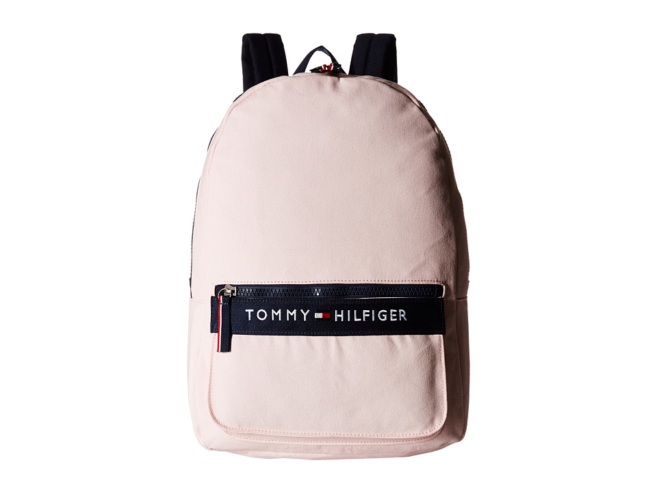 Tommy Hilfiger - TH Sport - Core Plus Backpack (Pink/Navy) Backpack Bags