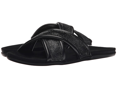 Kenneth Cole Reaction - Slim City (Black) Women's Slide Shoes