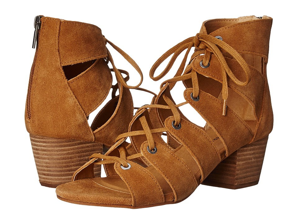 Lucky Brand - Genevie (Brown Sugar) Women's Shoes