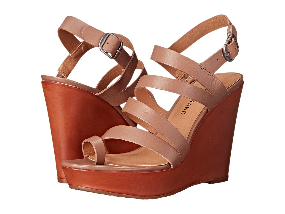 Lucky Brand - Fairfina (Sesame) Women's Shoes