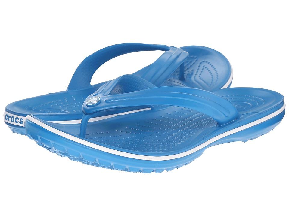 033a7e61aac7b8 UPC 887350770704 - Crocs - Crocband Flip (Ultrmarine White) Shoes ...