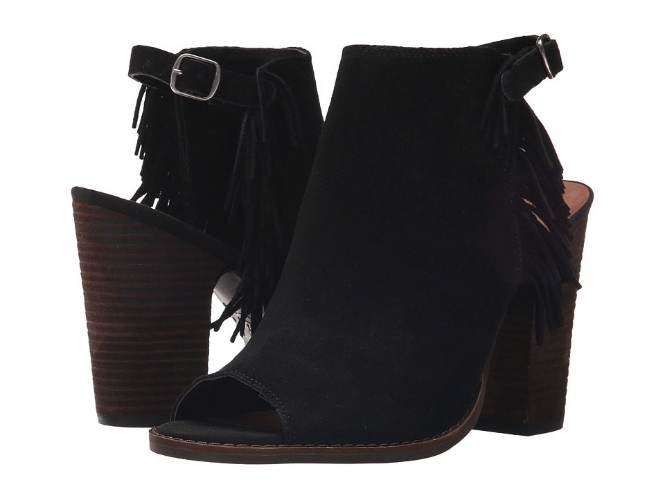 Lucky Brand - Lantau (Black) Women's Shoes