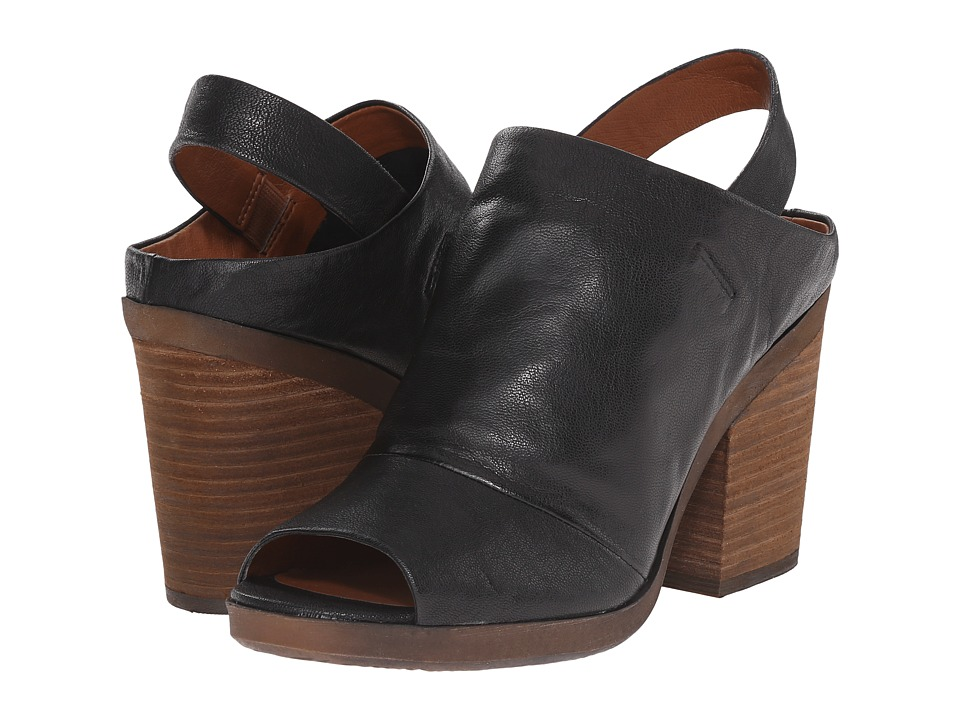 Lucky Brand - Oleandre (Black) Women's Toe Open Shoes