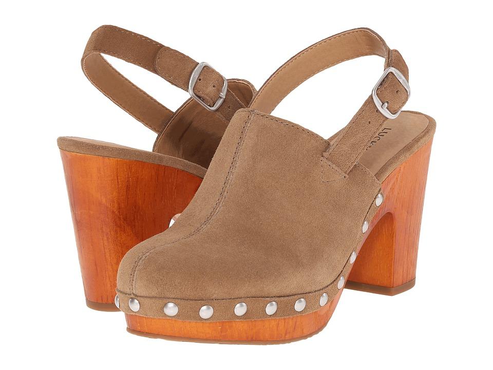 Lucky Brand - Vevina (Sesame) High Heels