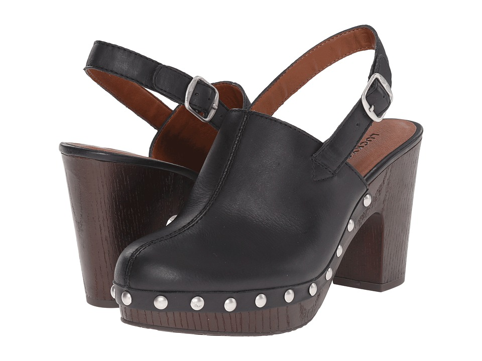 Lucky Brand - Vevina (Black) High Heels