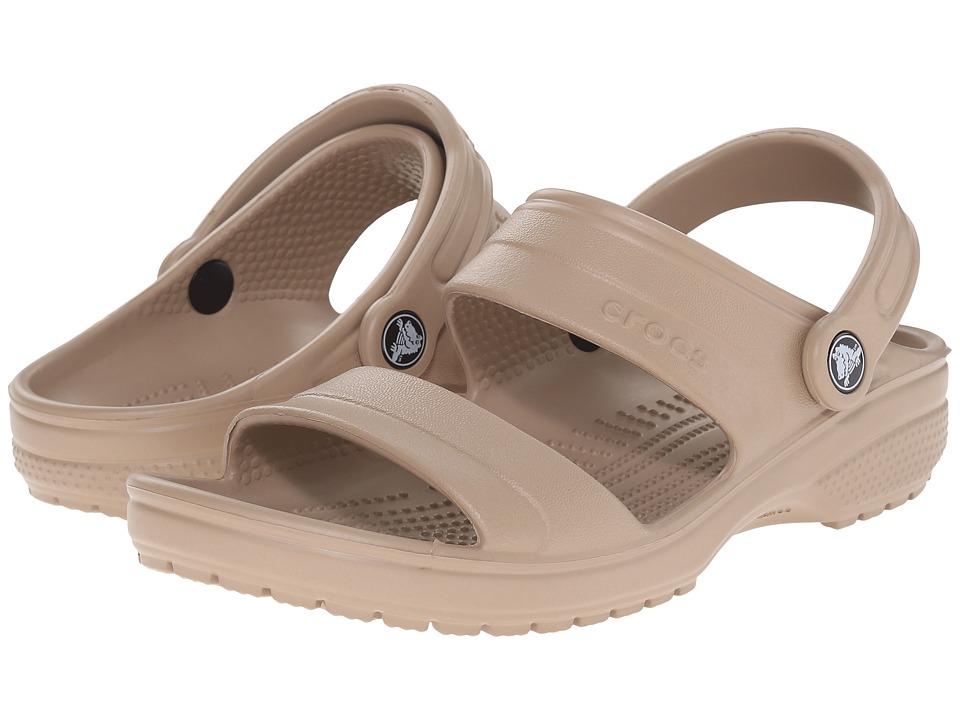 Crocs - Classic Sandal (Tumbleweed) Sandals