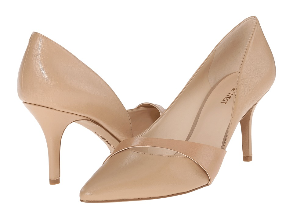 Nine West - Kimery (Natural Leather) Women's Shoes