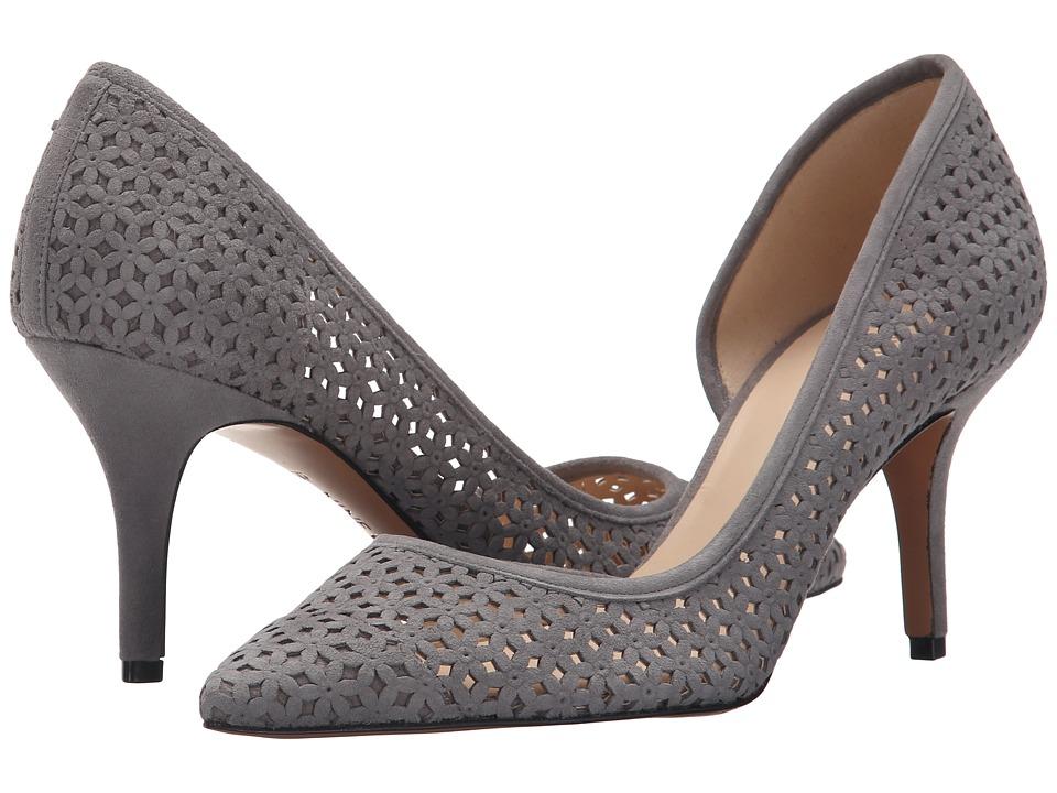 Nine West - Kreamer (Grey Suede) High Heels