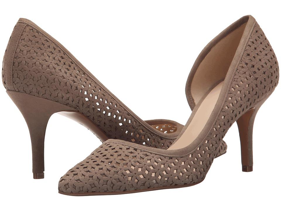 Nine West - Kreamer (Taupe Suede) High Heels