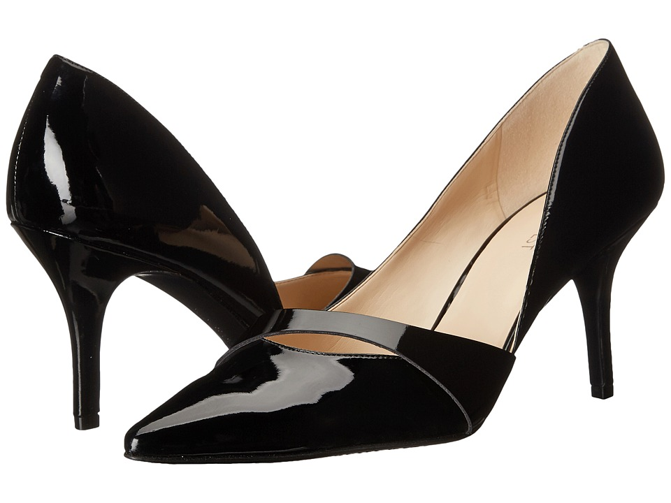 Nine West - Kimery (Black Synthetic) Women's Shoes