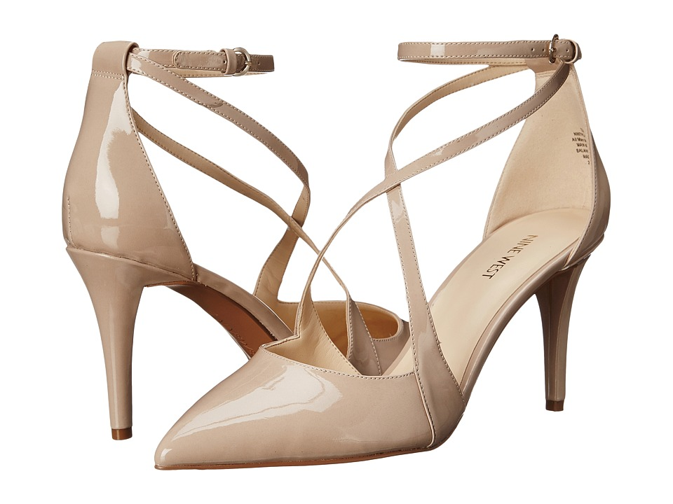 Nine West - Peacesign (Taupe Synthetic 1) High Heels