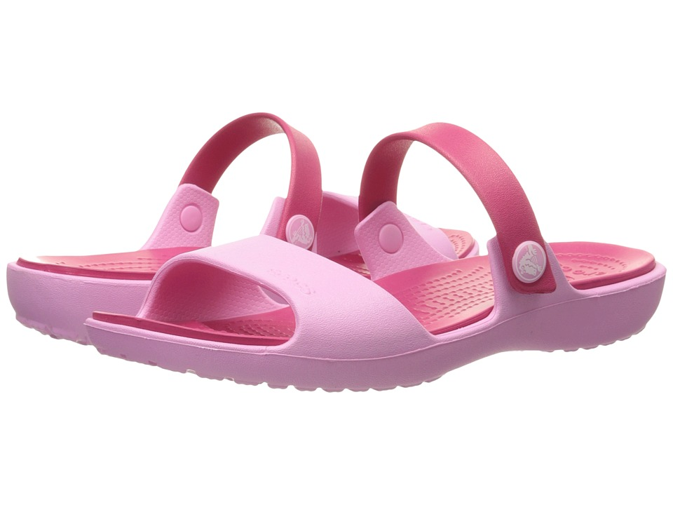 Crocs - Coretta (Carnation/Raspberry) Women