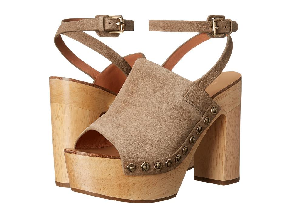 Sigerson Morrison - Quella (Flint Suede) Women's Shoes