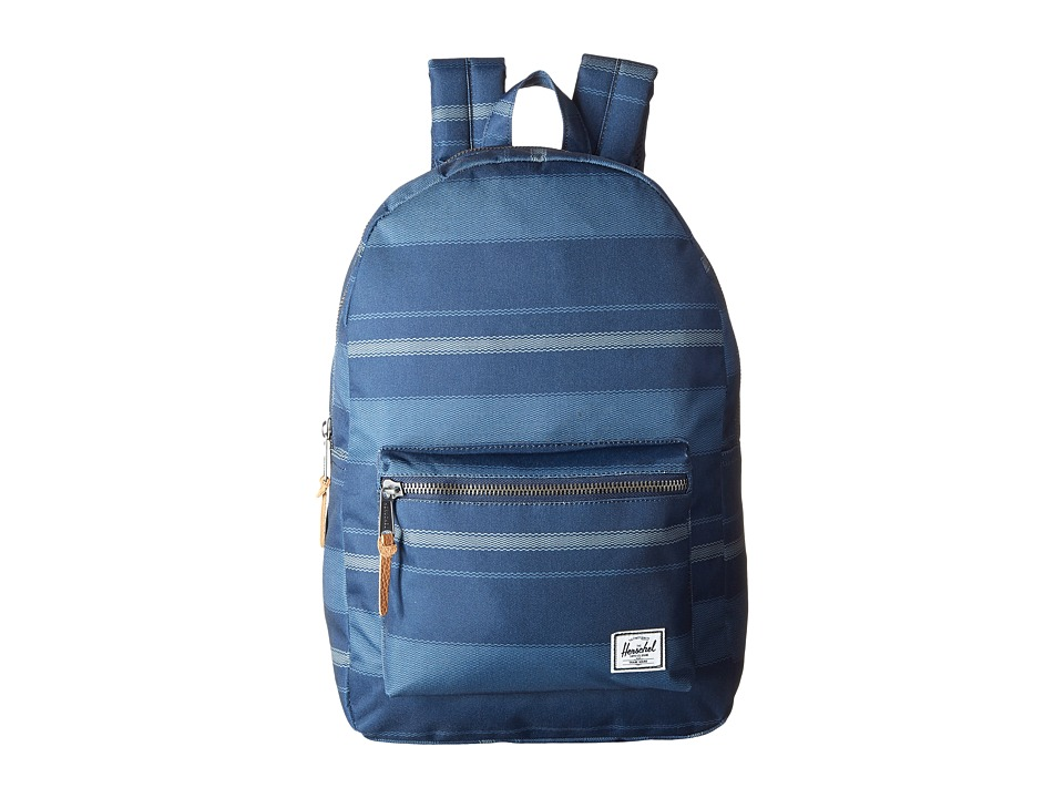 Herschel Supply Co. - Settlement (Navy Fouta) Backpack Bags