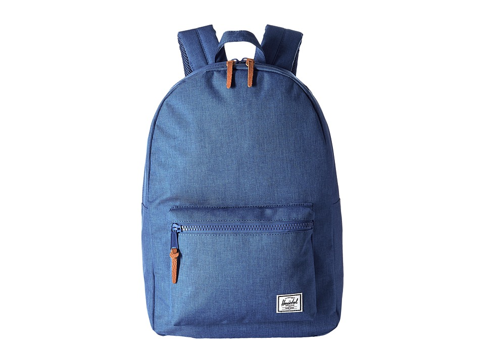 Herschel Supply Co. - Settlement (Cobalt Crosshatch) Backpack Bags