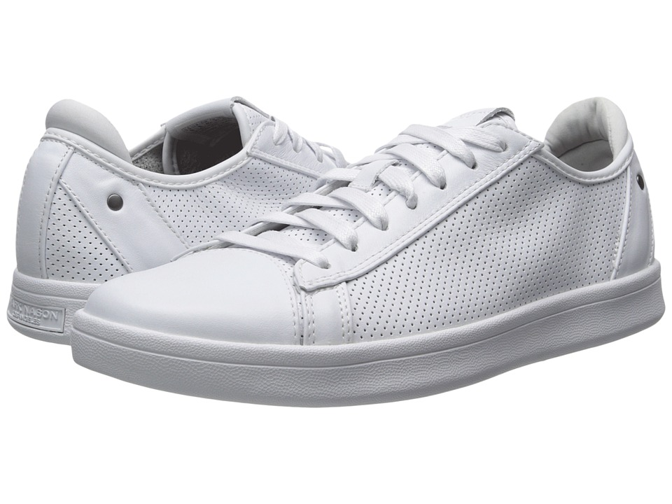 Mark Nason - Highland (White Leather) Men's Shoes