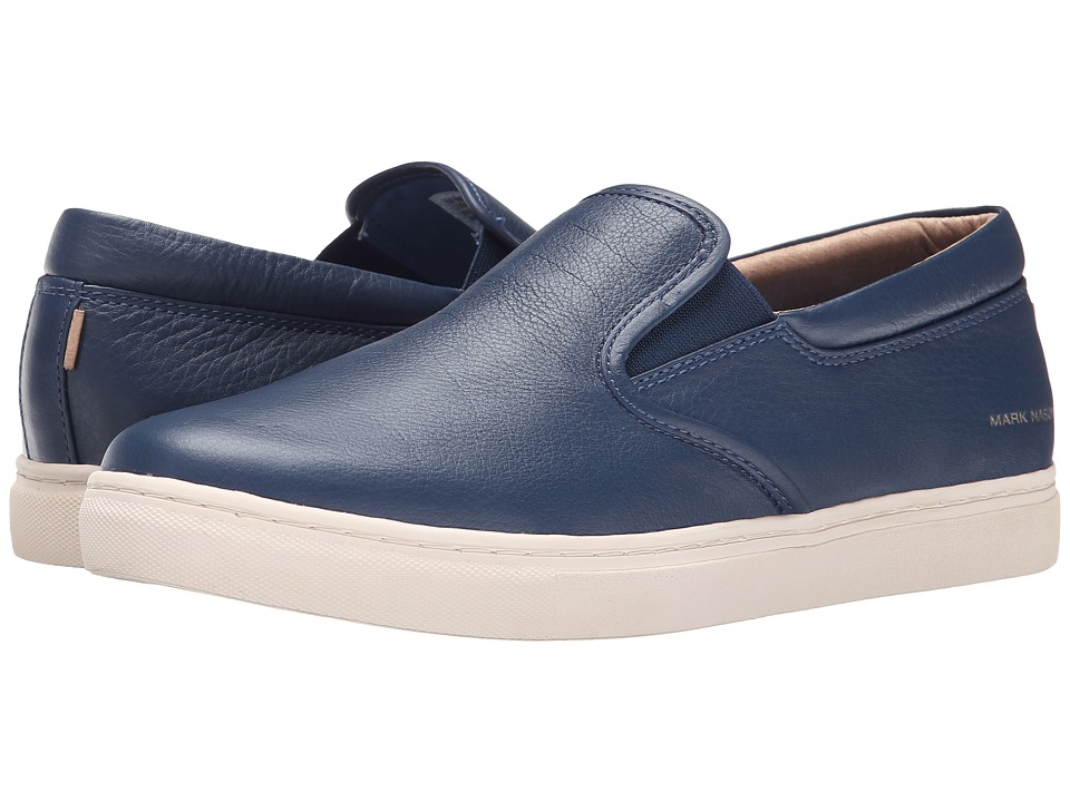 Mark Nason - Gower (Navy Leather) Men