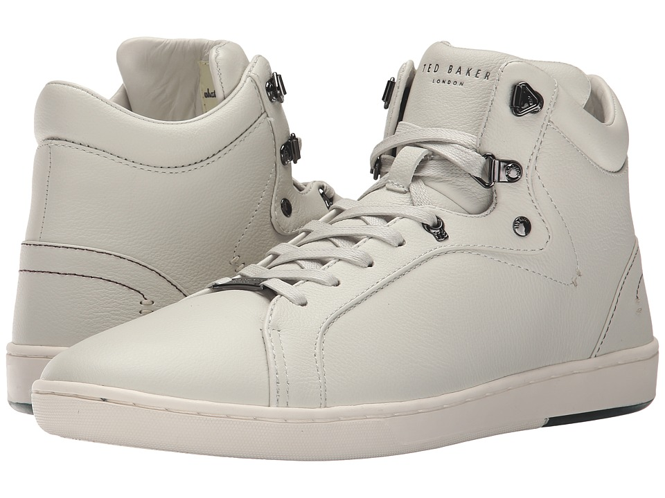 Ted Baker - Alcaeus 2 (White) Men's Lace up casual Shoes