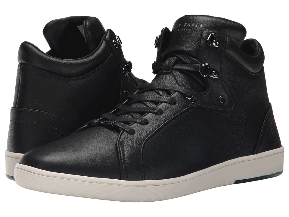 Ted Baker - Alcaeus 2 (Black) Men's Lace up casual Shoes