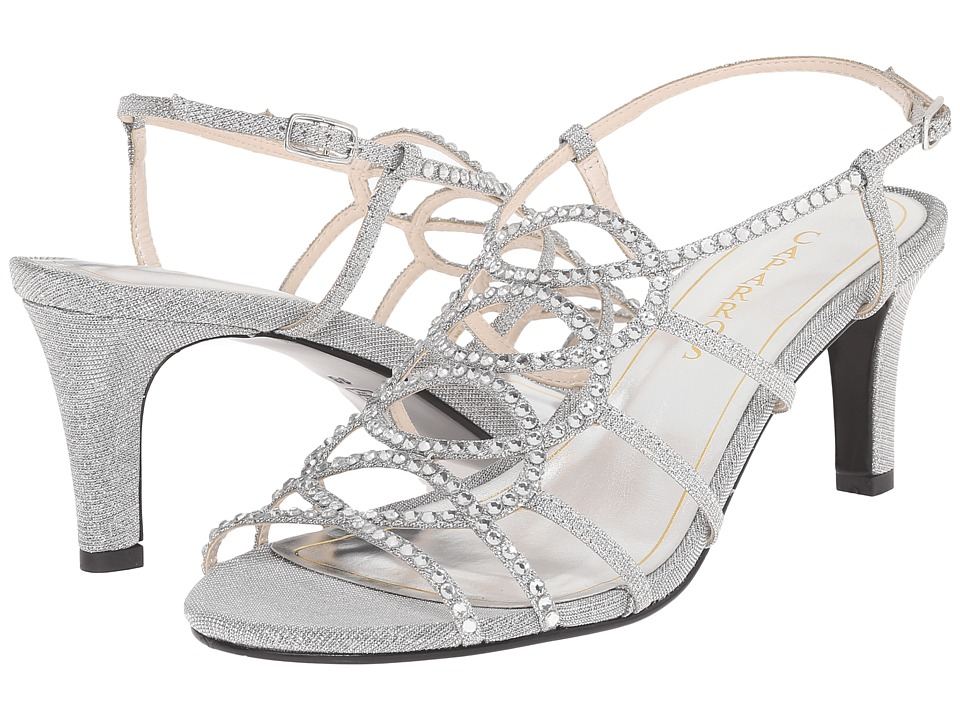Caparros - A-List (Silver Glimmer) Women's Shoes