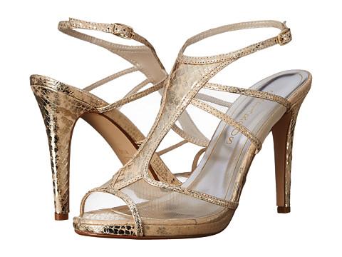 Caparros - Azalea (Gold Nouveaux) Women's Shoes