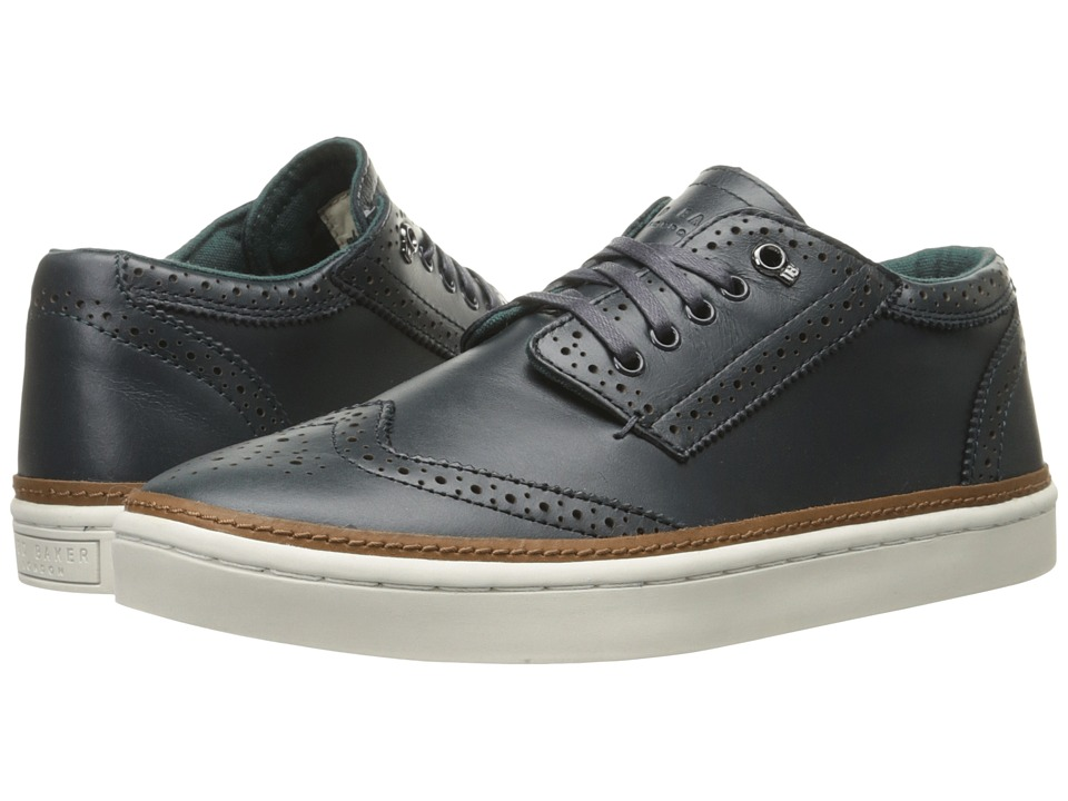 Ted Baker - Iivor 2 (Dark Blue) Men's Lace up casual Shoes