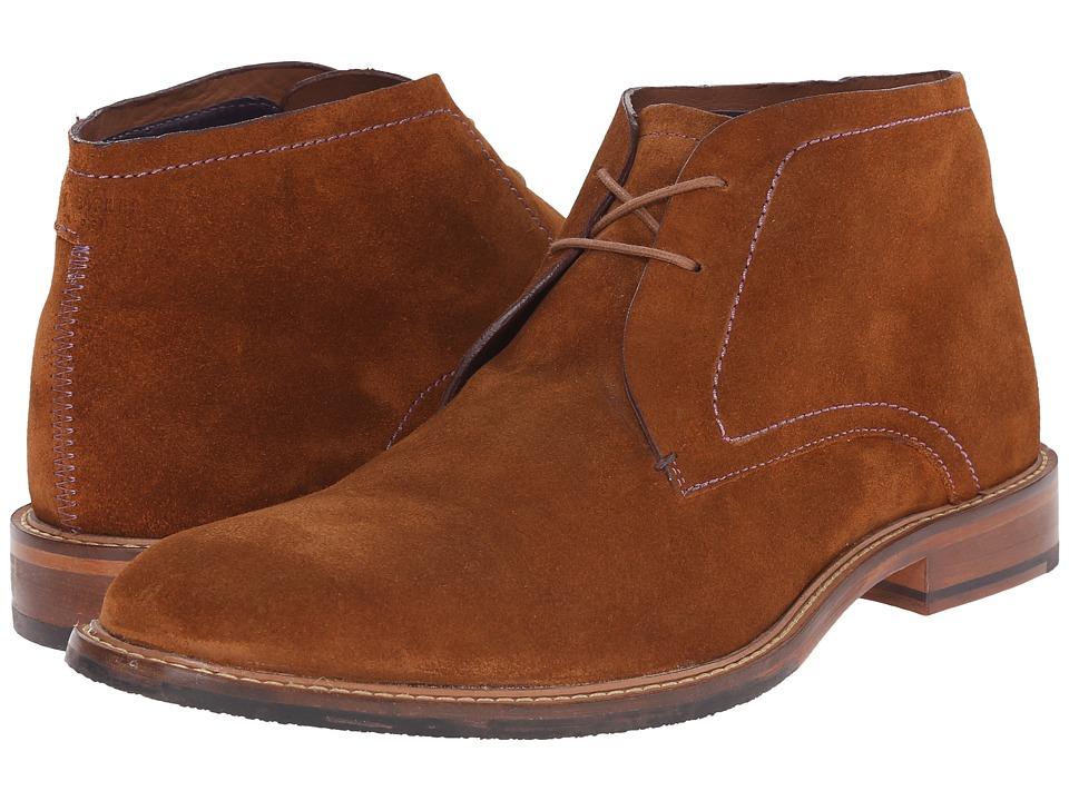 Ted Baker - Torsdi 4 (Tan Suede) Men's Shoes