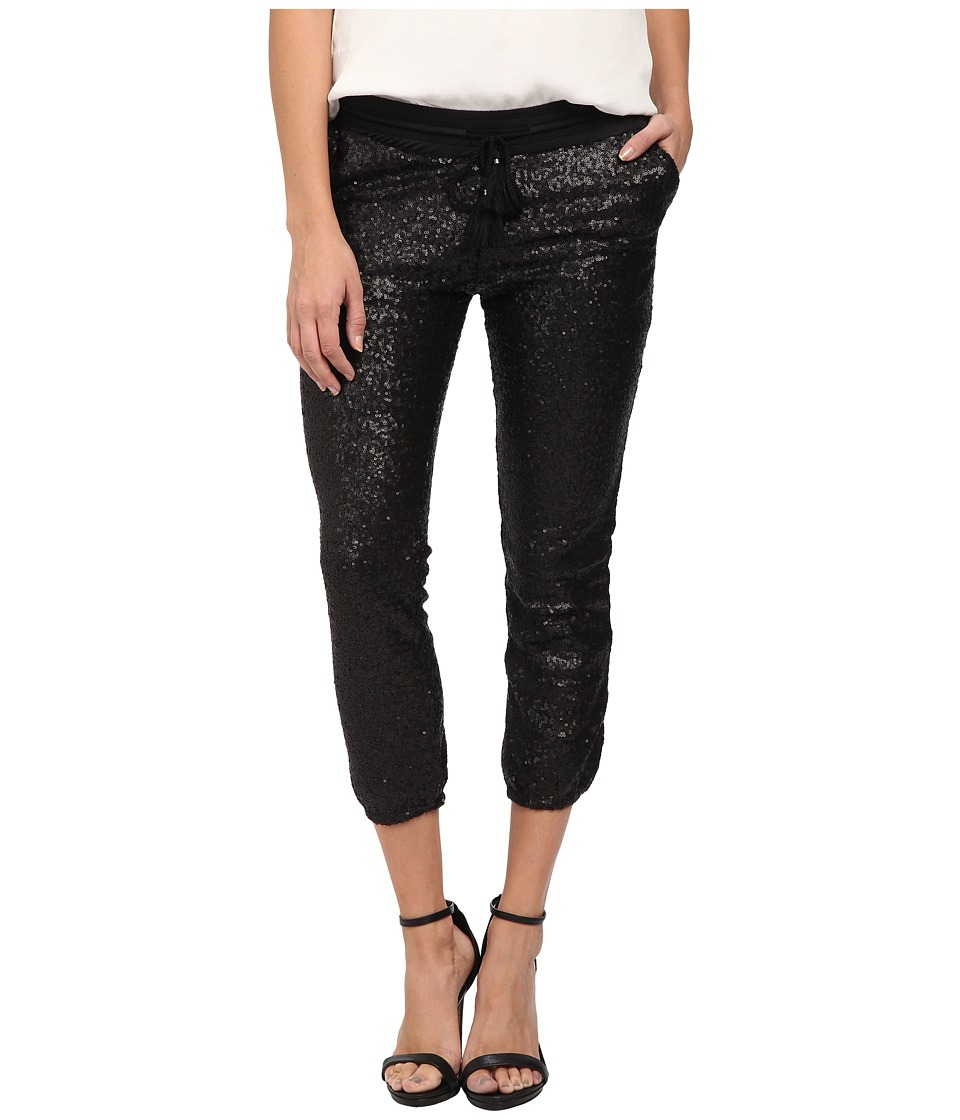 Amuse Society - Mason Pant (Black) Women's Casual Pants