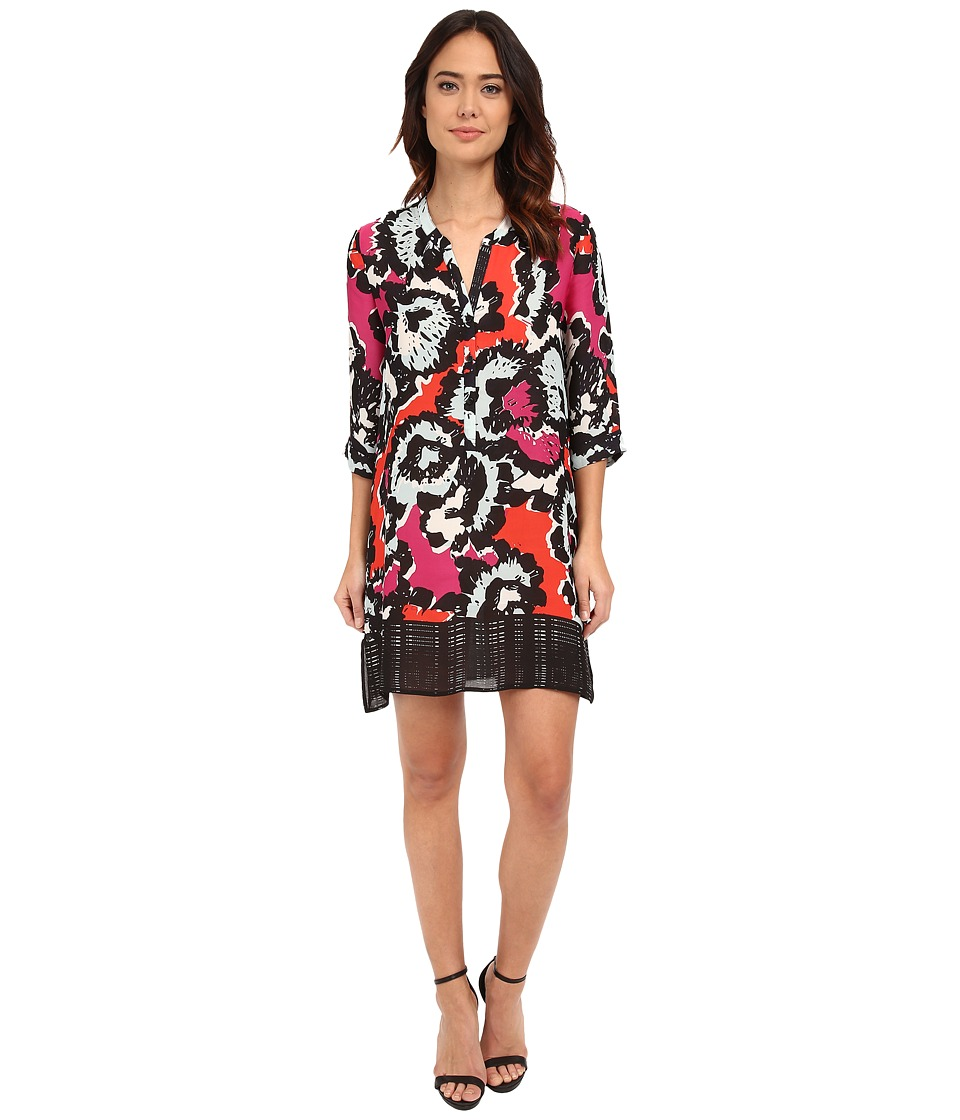 NIC+ZOE - Art Pop Tunic (Multi) Women's Dress