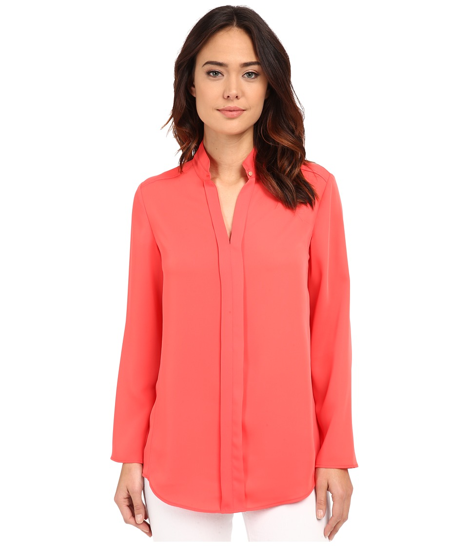 NIC+ZOE - Patio Top (Dragonfruit) Women's Blouse