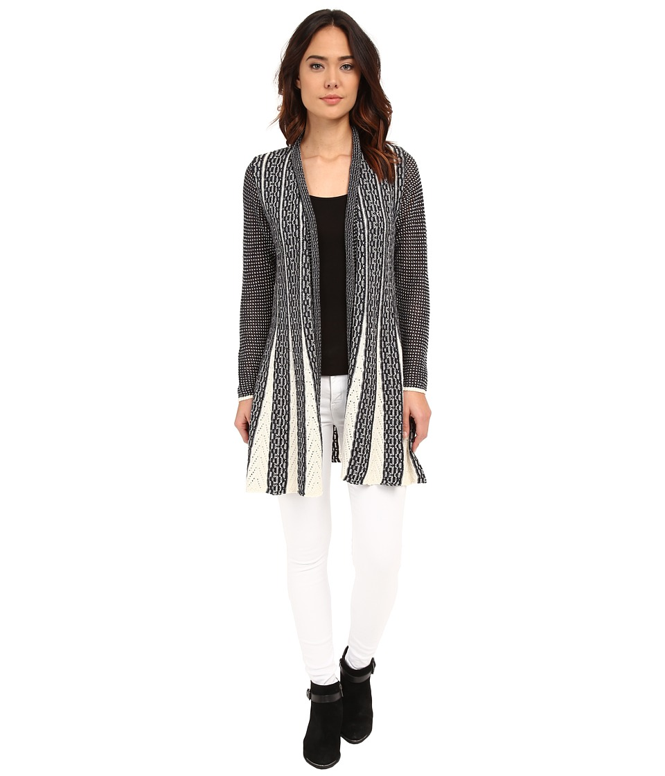 NIC+ZOE - Trumpet Cardy (Multi) Women's Sweater