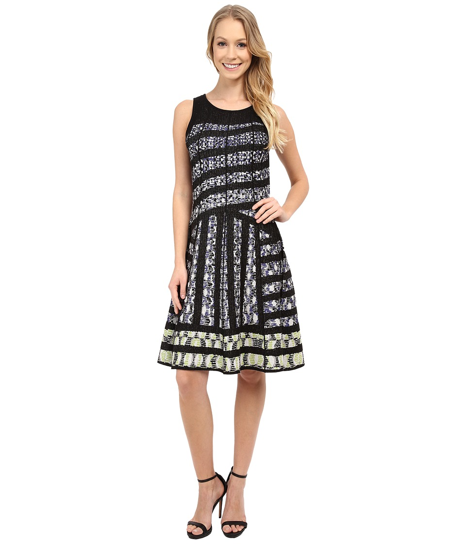 NIC+ZOE - Crosswalk Twirl Dress (Multi) Women's Dress