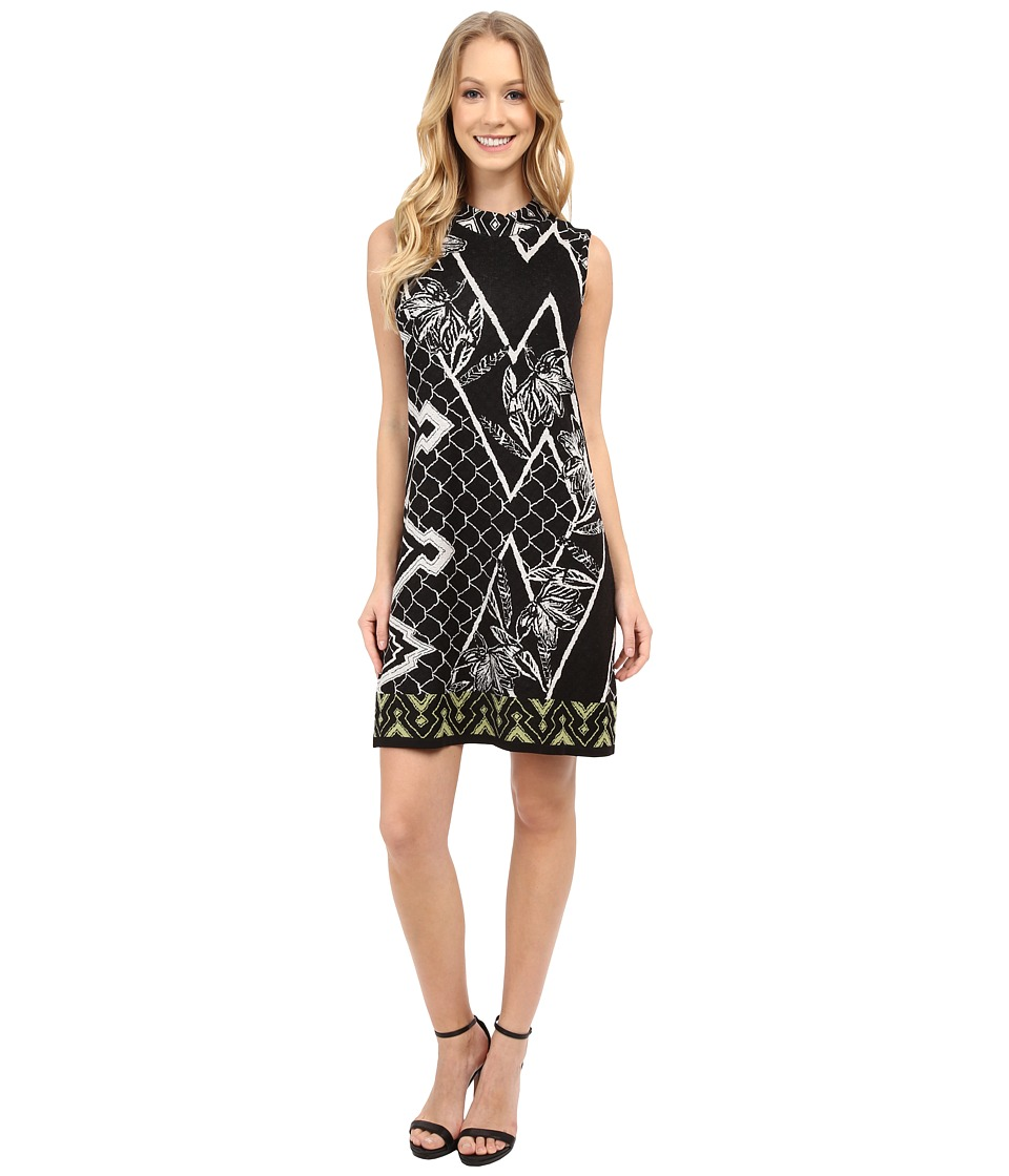 NIC+ZOE Shattered Shift Dress (Multi) Women