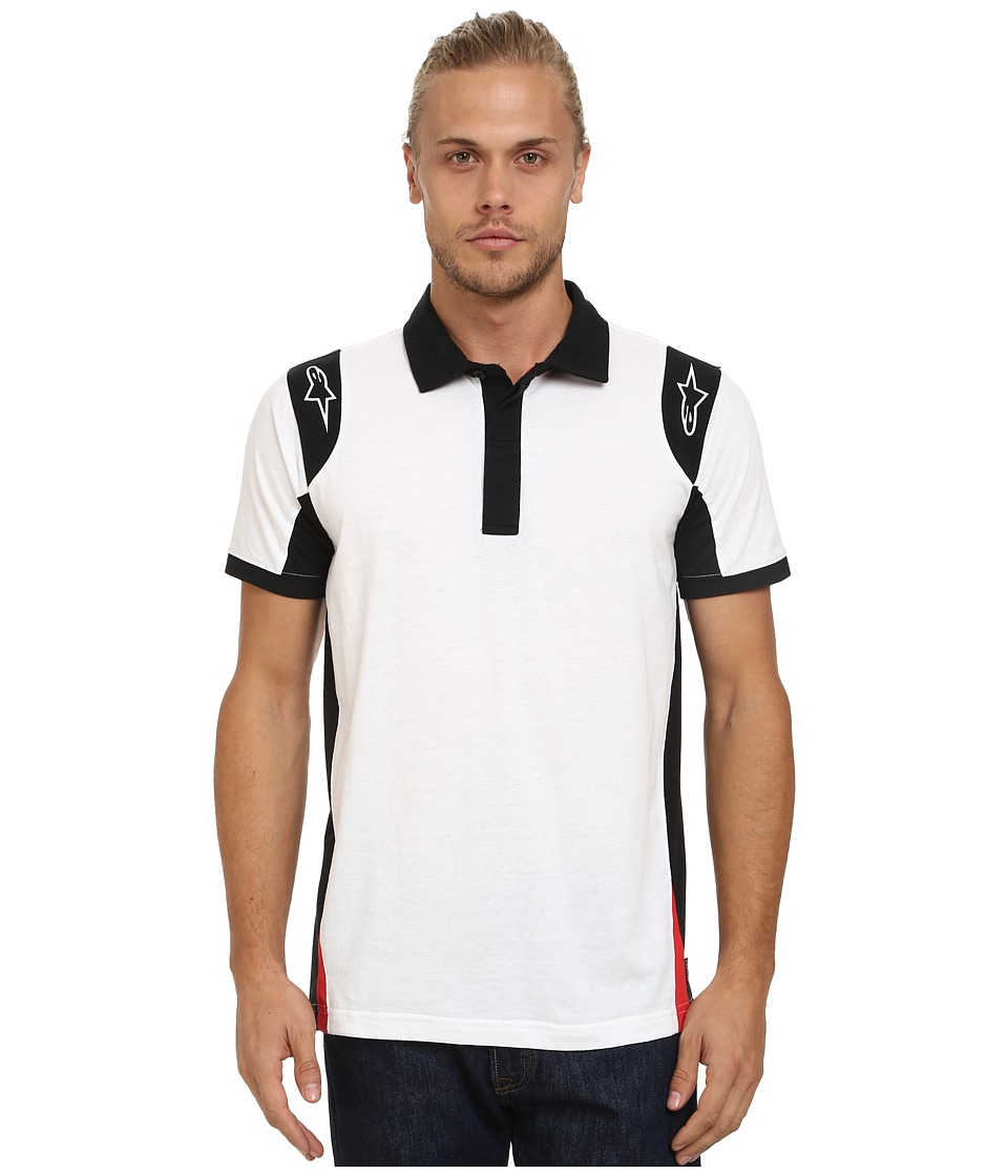 Alpinestars - Spielberg Polo (White) Men