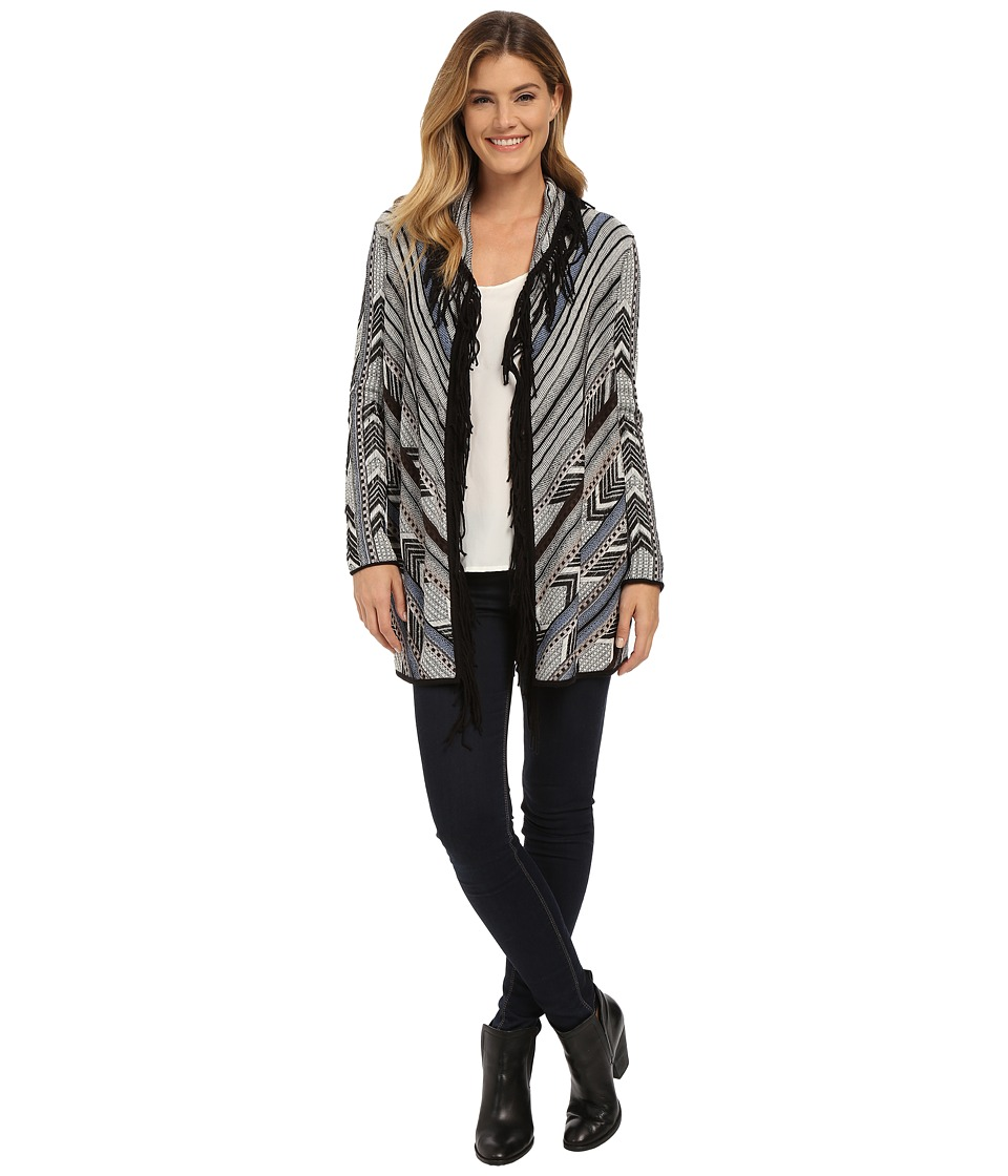NIC+ZOE - Dashing Cardy (Multi) Women's Sweater