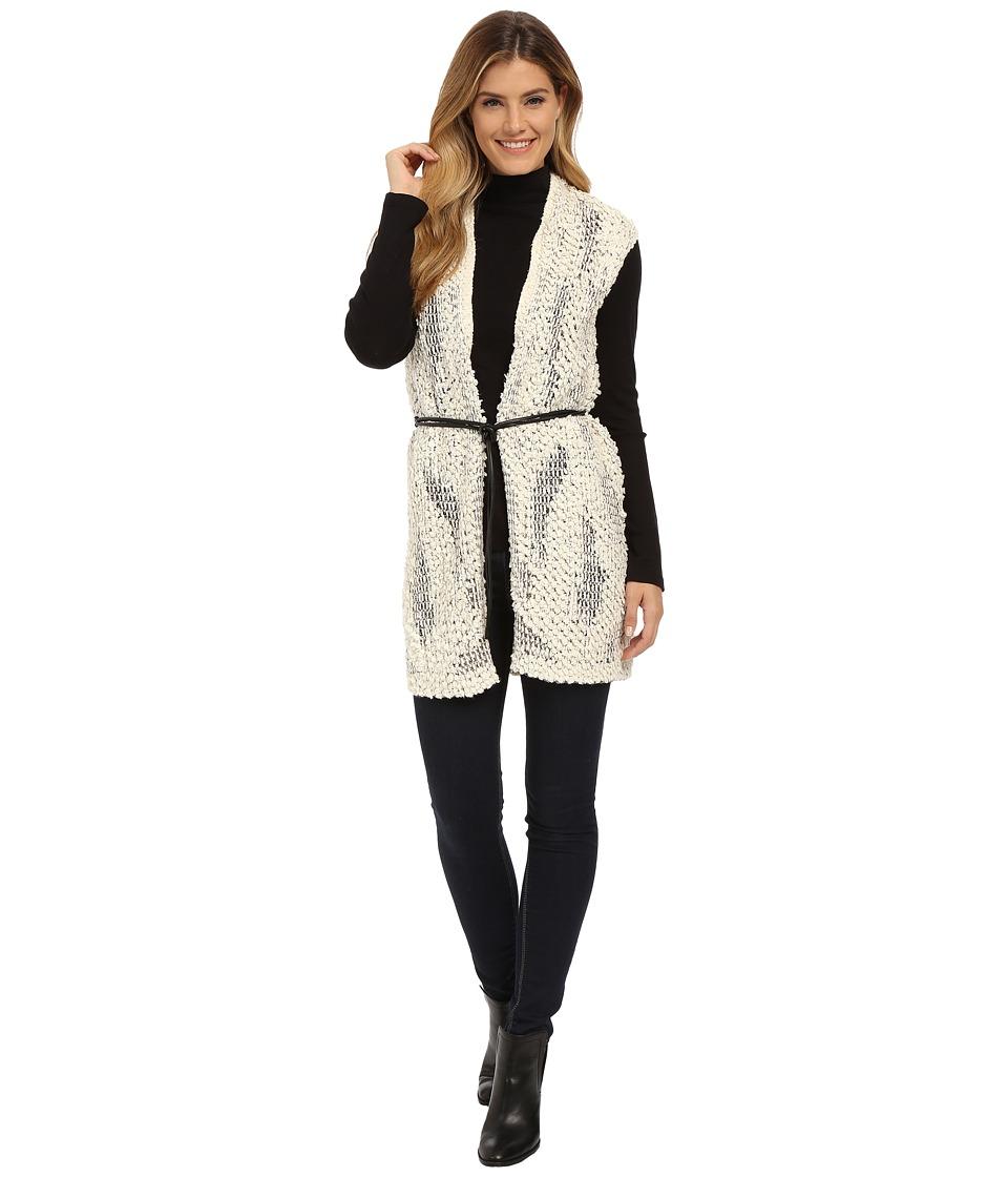 NIC+ZOE - Blended Vest (Multi) Women's Vest