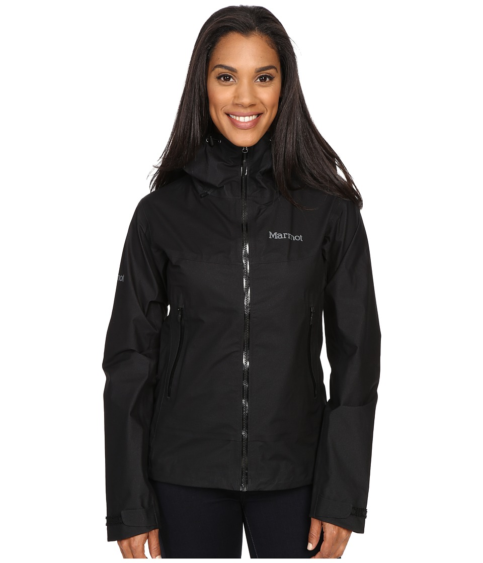 Marmot - Starfire Jacket (Black) Women's Coat