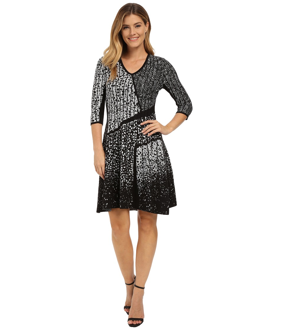 NIC+ZOE Twilight Twirl Dress (Multi) Women