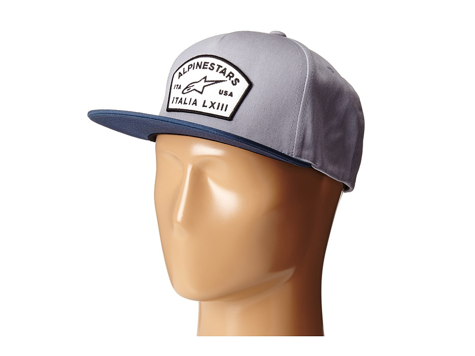 Alpinestars - Security Hat (Blue) Caps
