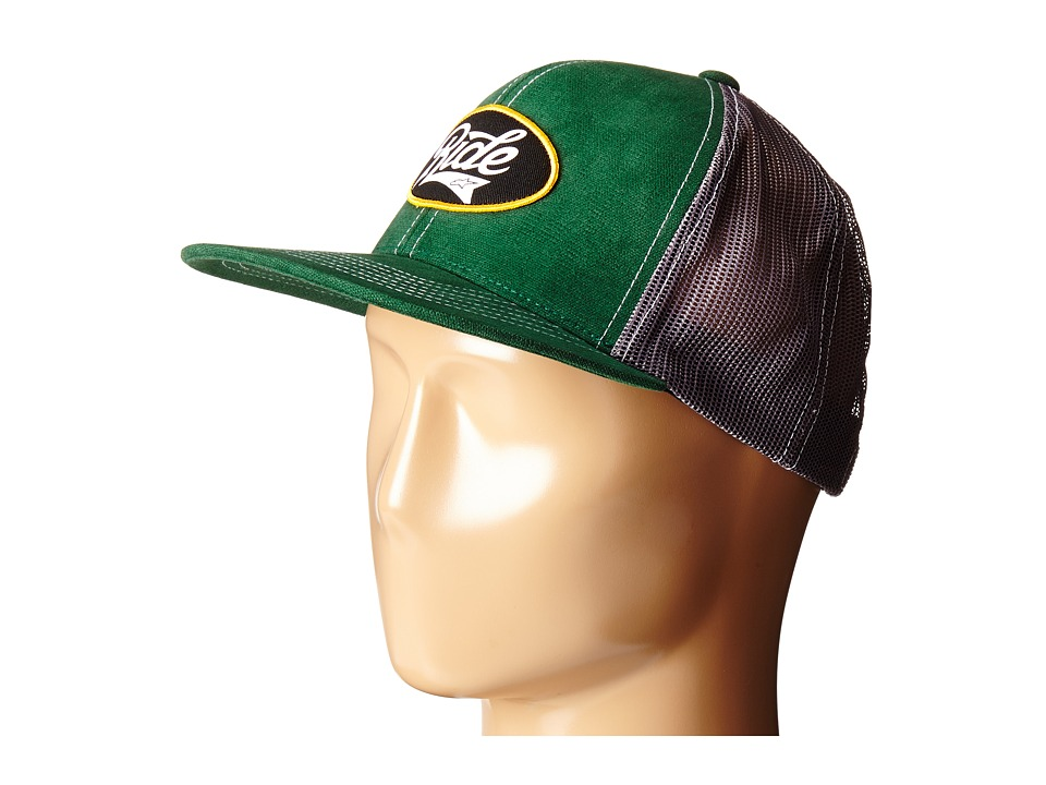 Alpinestars - Built Hat (Green) Caps