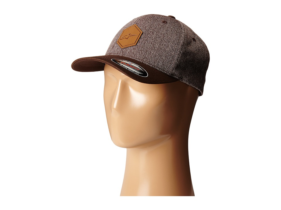 Alpinestars - Hickory Hat (Brown) Caps