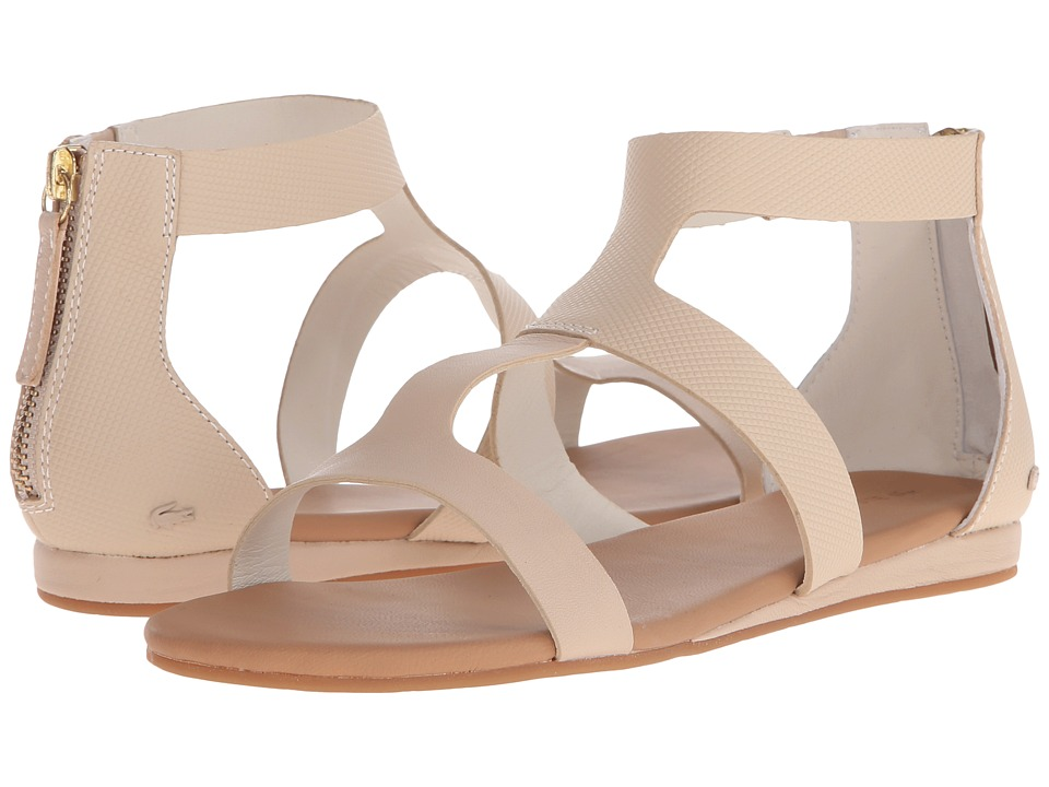 Lacoste - Atalaye (Natural) Women's Sandals