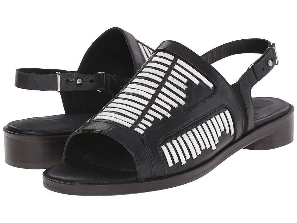 THAKOON ADDITION - Taylor 4 (Black) Women's Sandals